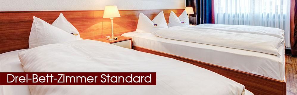 Drei-Bett-Zimmer Standard