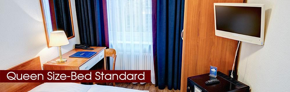 Queen Size Bed Standard