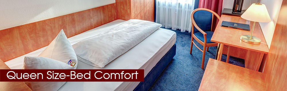 Queen Size Bed Comfort