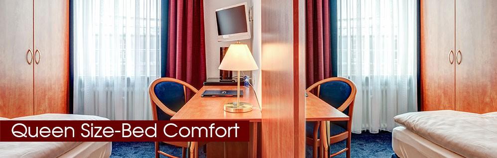 Queen Size Bed Comfort