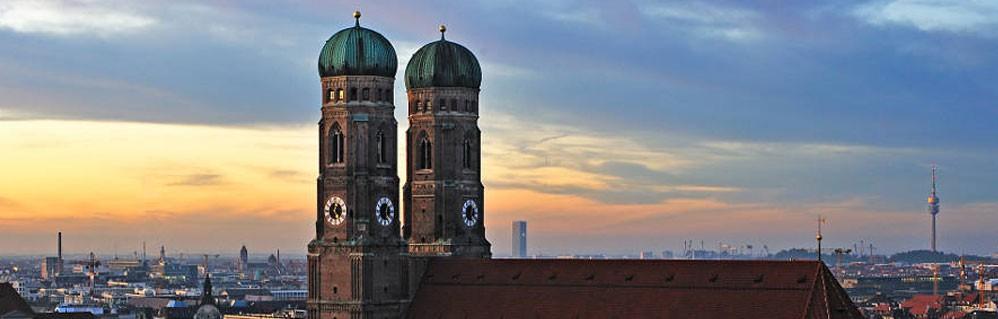 Sehenswürdigkeiten in München